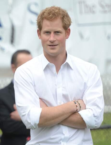 Maintenant c'est le plus sexy de la famille royale.