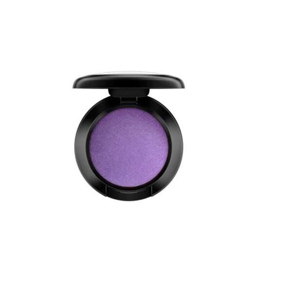 Ultra-Violet : Fard à paupières Parfait Amour, MAC, 19 euros