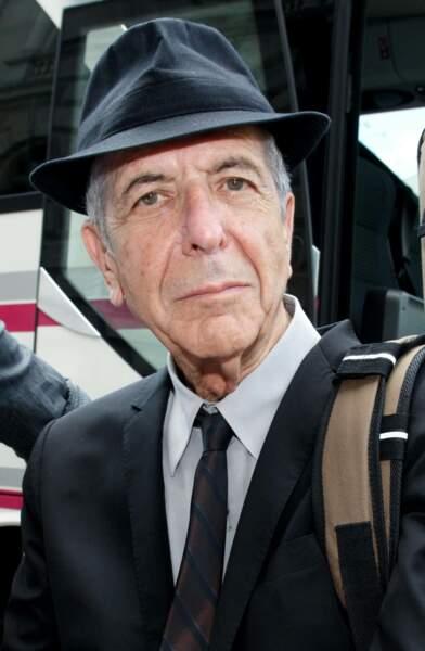 Leonard Cohen s'est éteint le 7 novembre 2016 à l'âge de 83 ans