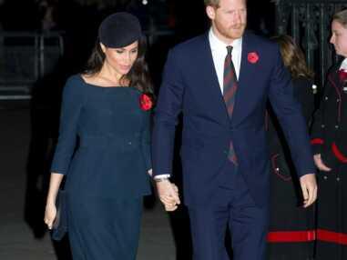 PHOTOS Meghan Markle : sublime, la duchesse révèle son baby-bump lors de ses récentes sorties