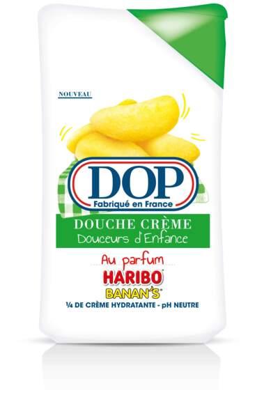 Douche crème Haribo Banan's, 2,35 €, Dop