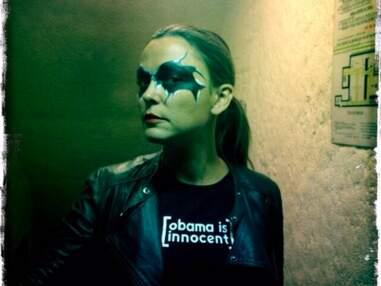 Sandrine Quétier : son étonnante transformation en rockstar