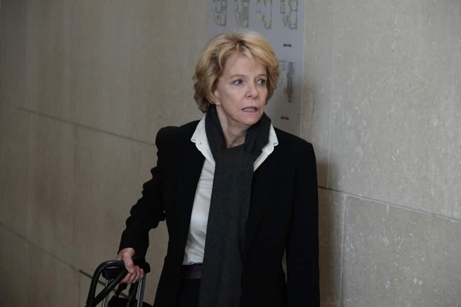 Frédérique Bredin à l'hommage à Agnès Varda