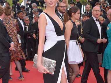 Frédéric Bel et Lorie décolletées, Emma Stone sublime sur le tapis rouge