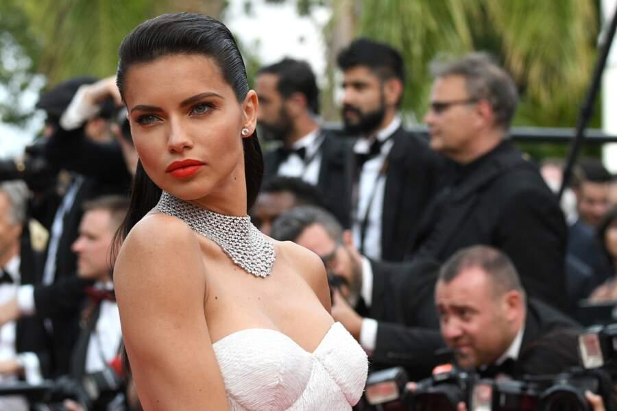 Festival de Cannes 2017 : Adriana Lima