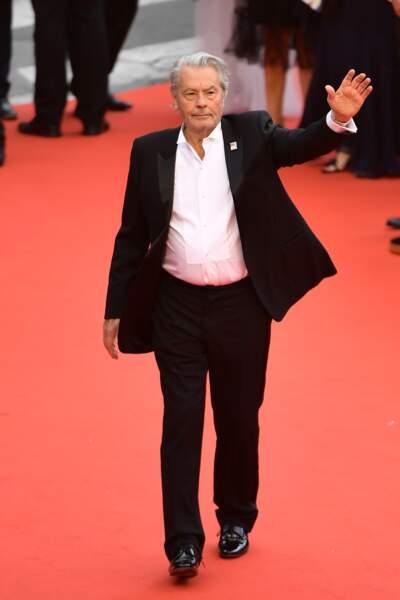 Cannes 2019 - Alain Delon