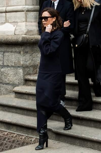 Messe hommage à Franca Sozzani : Victoria Beckham