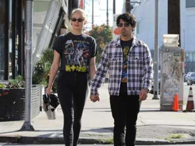 VOICI Joe Jonas et Sophie Turner mariés à Las Vegas : pourquoi ils n'ont pas pu s'unir en France