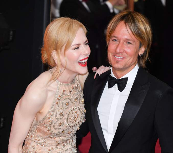 L'étrange visage de Nicole Kidman : Là, elle a juré à Keith Urban qu'elle ne ferait plus jamais d'injections