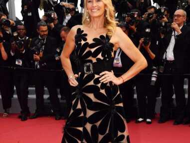 Festival de Cannes 2018 : Estelle Lefébure audacieuse, Adriana Lima frôle l'accident de culotte