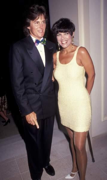 En 1991, elle ne se mettait du fond de teint que sur le visage