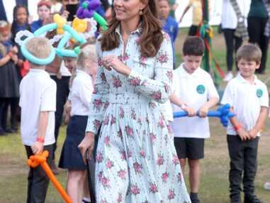 VOICI Kate Middleton plus radieuse que jamais lors d'un festival champêtre