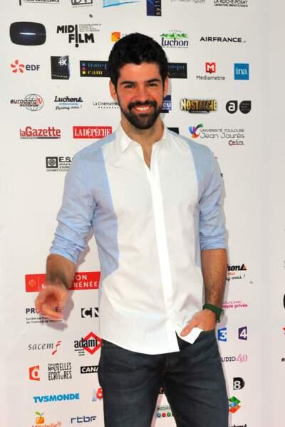 Miguel Angel Muñoz en 2015