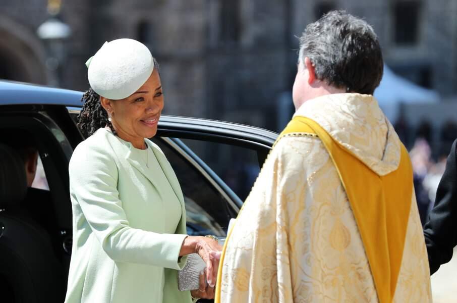 Royal Wedding : l'arrivée de Doria Ragland, la mère de Meghan Markle