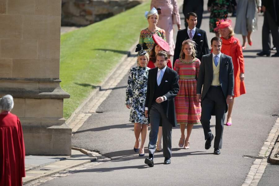 Mariage du prince Harry : ses ex Chelsy Davy et Cressida Bonas présentes à la cérémonie