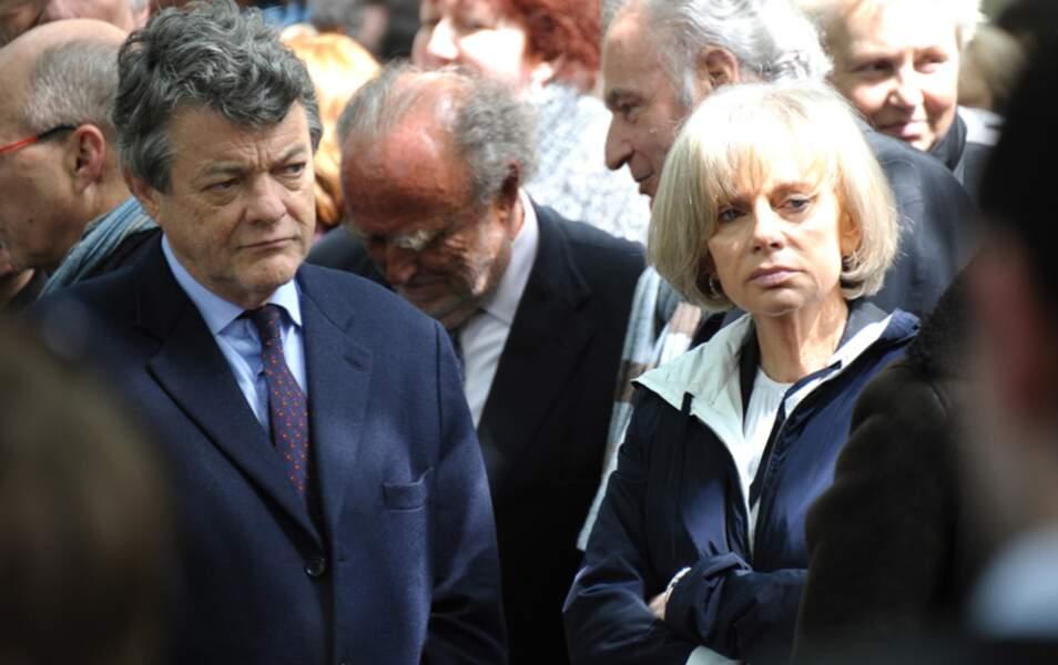 Jean-Louis Borloo et Elisabeth Guigou