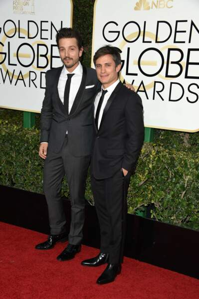 Golden Globes 2017 : Diego Luna (Star Wars Rogue One) Gael Garcia Bernal