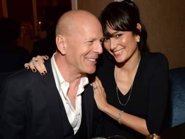 Bruce Willis a fêté ses 60 ans entouré de sa famille et de ses amis célèbres