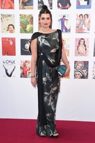Pixie Geldof était aussi sur ce red carpet londonien
