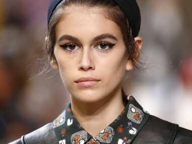 Kaia Gerber : ses looks beauté que l'on préfère