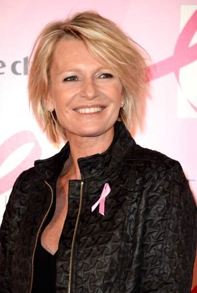 Sophie Davant, présentatrice de C'est au programme sur France 2 depuis 1998, est ringarde pour 10,1% des votants.