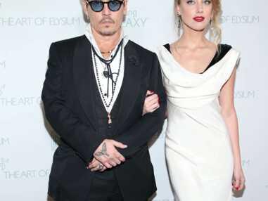 En seulement un an, Johnny Depp a bien forci