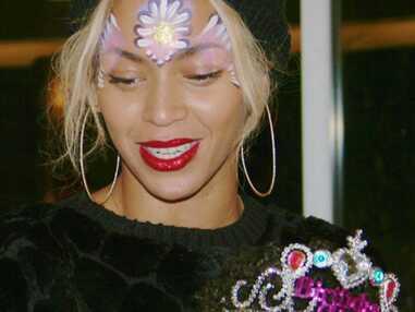 Beyoncé publie des photos de l'anniversaire de Blue Ivy