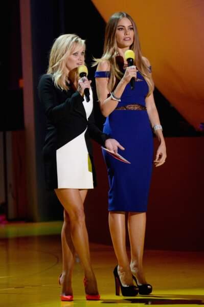 Reese Whiterspoon et Sofia Vergara