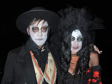 Les stars fêtent Halloween