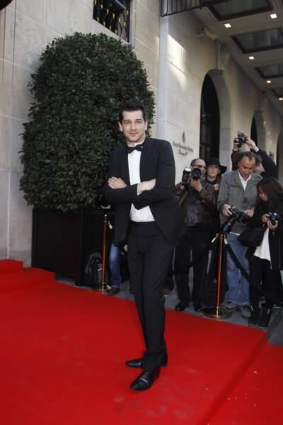Star Academy : Mathieu Johann en 2013