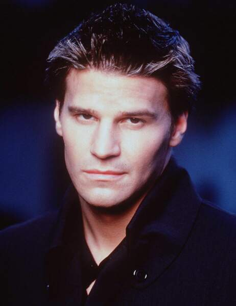 David Boreanaz était Angel