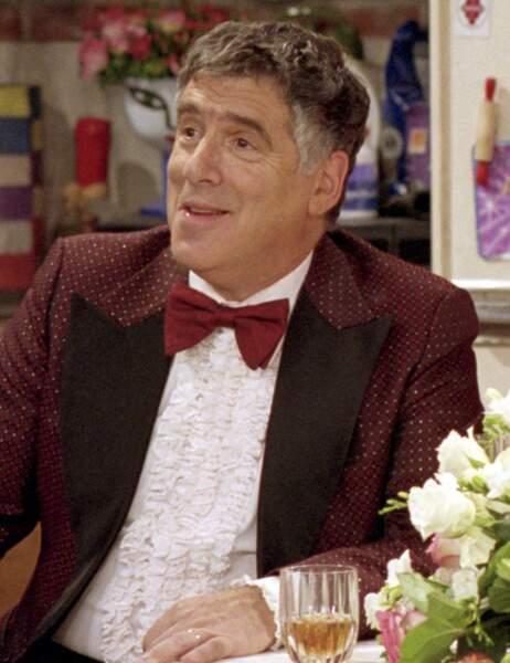 Jack Geller, le père de Ross et Monica, est...
