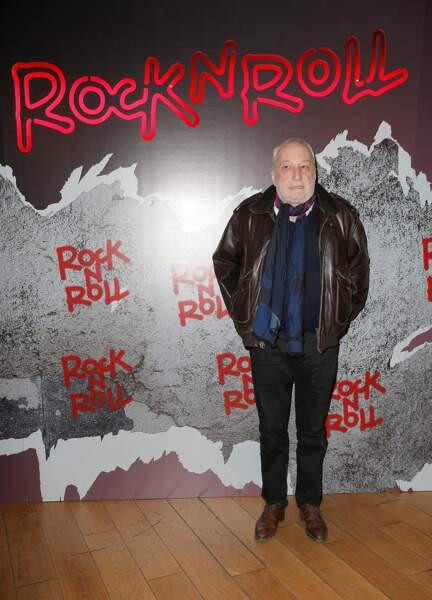 Avant-première de Rock'n Roll : François Berléand