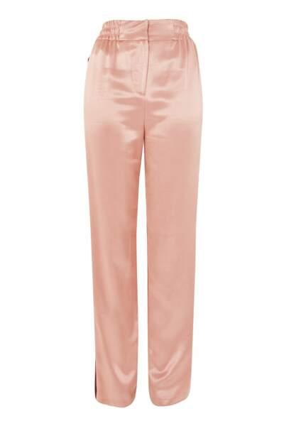Pantalon avec boutons-pression sur le côté, Topshop, 68 euros
