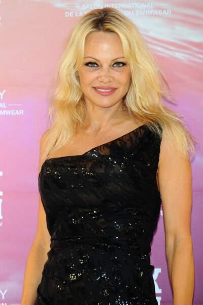 Ces fils et filles de stars qui défilent pour les créateurs - Pamela Anderson
