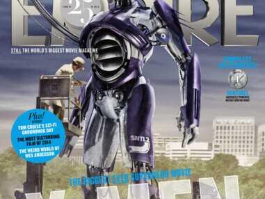 Omar Sy en couverture d'un magazine US pour X-Men