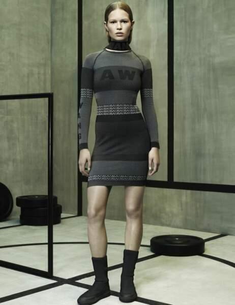 Robe Alexander Wang x H&M