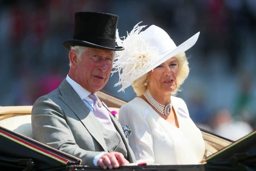 Le prince Charles et Camilla Parker-Bowles aussi étaient de la fête