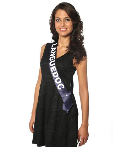 Miss Languedoc - Anaïs Franchini, 22 ans, 1m75