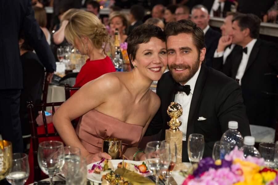Maggie et Jake Gyllenhaal : trop mignons ces petits bouts de choux !