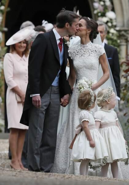 Les mariés et les enfants