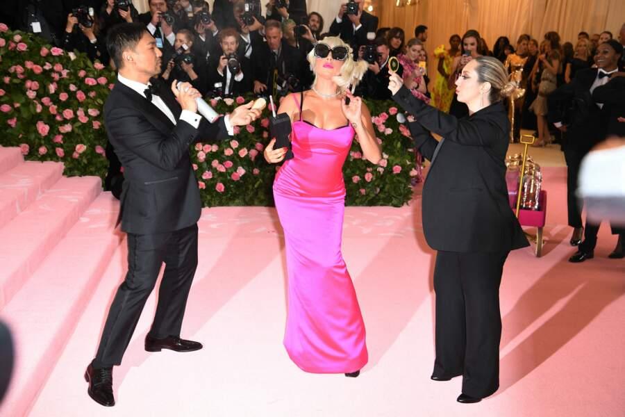 Lady Gaga robe n°3