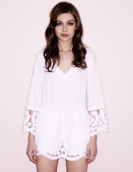 Robe VALERIE KHALFON : 165€