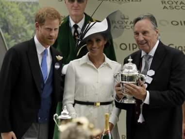 Meghan Markle plus rayonnante que jamais pour le Royal Ascot