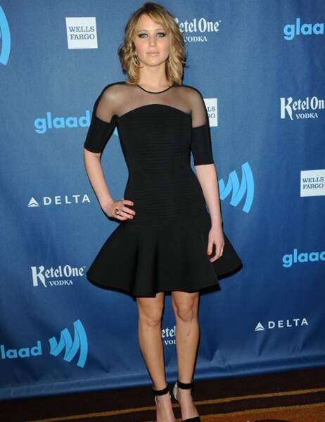 20ème place : Jennifer Lawrence