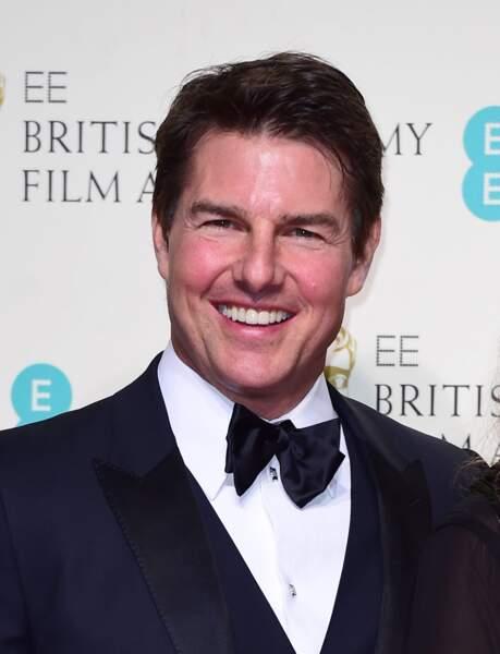 Tom Cruise sans barbe : désolés, on ne peut pas dire du mal de Tom Cruise. C'est Tom Cruise, quoi.