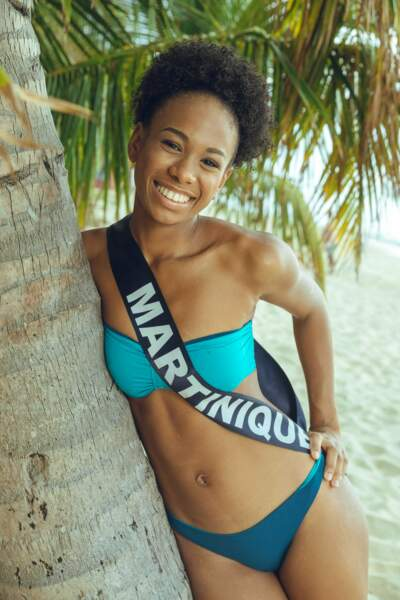 Miss Martinique 2018 : Olivia Luscap