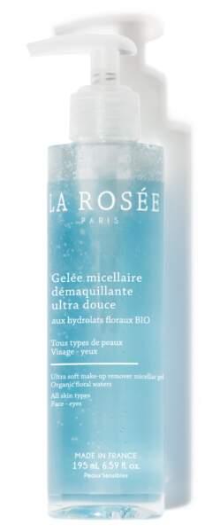 La Rosée. Gelée micellaire, 195 ml, 13,90 €