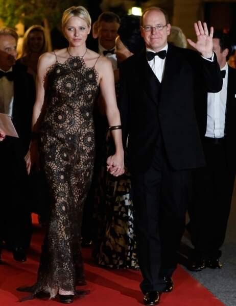 Charlène et Albert II de Monaco 3