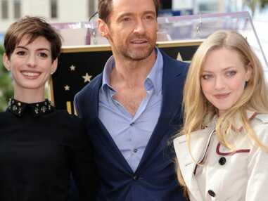 Hugh Jackman étoilé sur le Walk of Fame